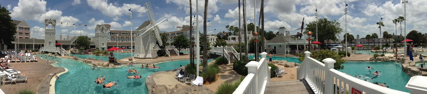 Beach Club Villas Pools Disney S