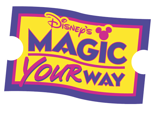 Magic your way tickets for disney