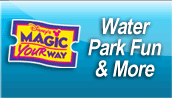water park magic your way ticket